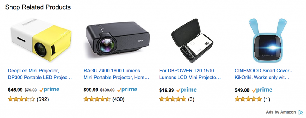 amazon products related to blog suggestion